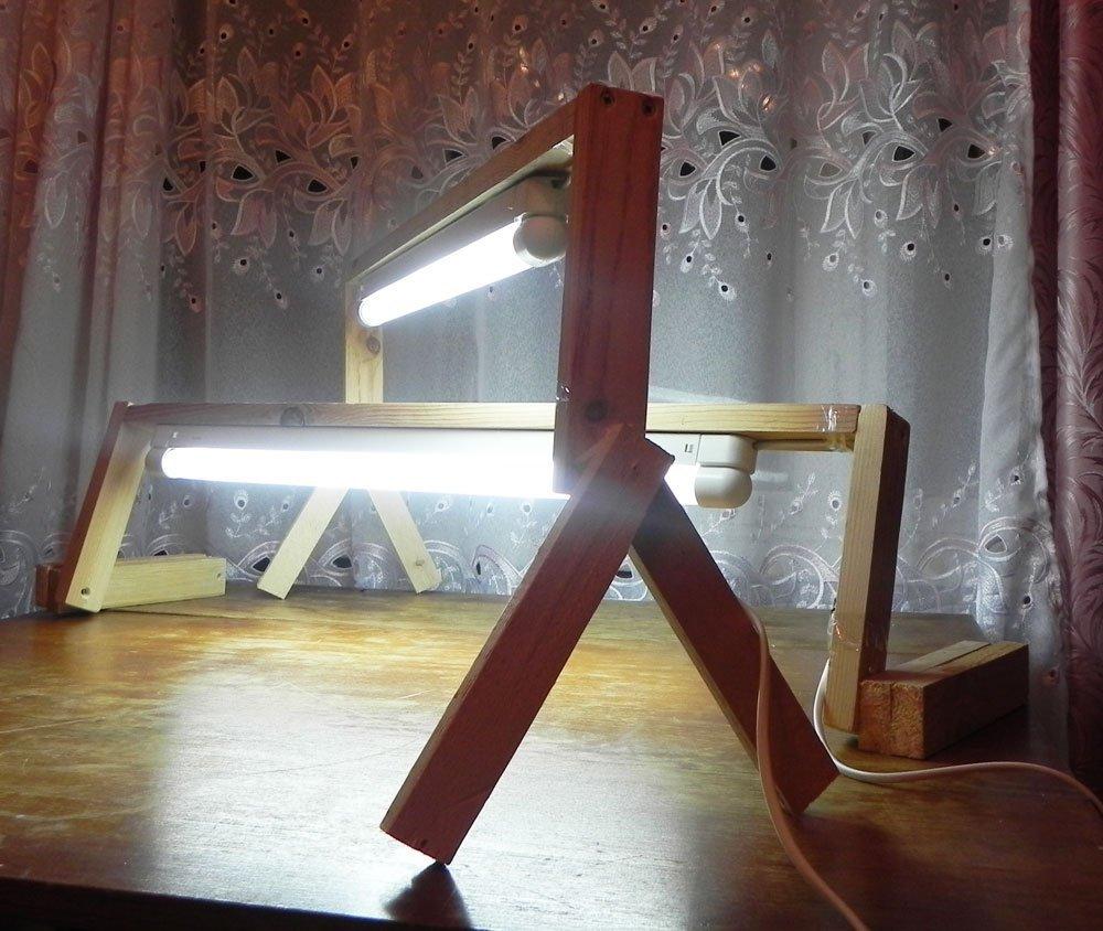 Подсветка для рассады
