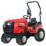 Мини-трактор для посадки картофеля