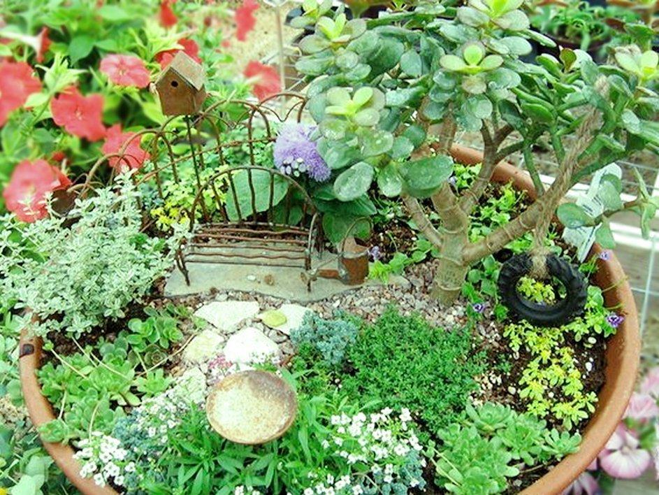 Маленькие сады. как обустроить эконом-сад?.