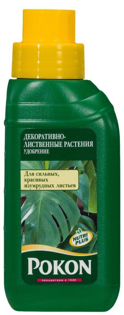 удобрение для декоративно лиственных