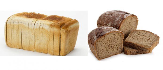 Белый и чёрный хлеб