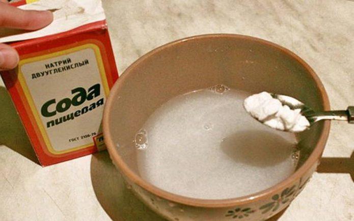 Питьевая сода