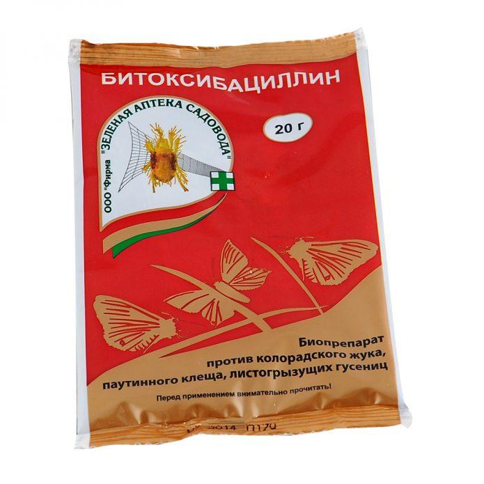 Препарат Битоксибациллин
