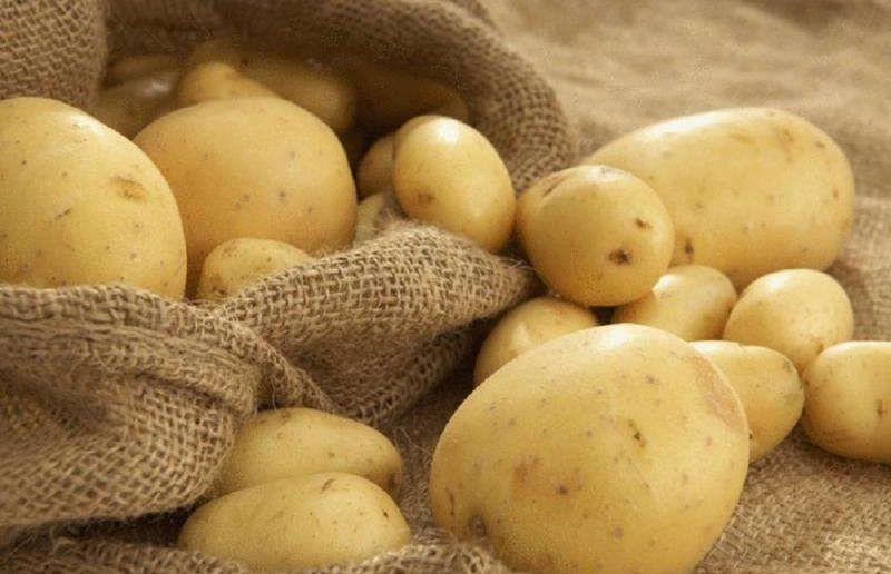 мешок картофеля