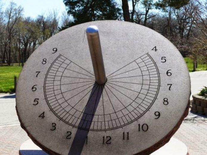 Экватариальные часы