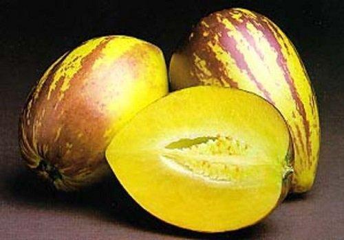 Плоды пепино