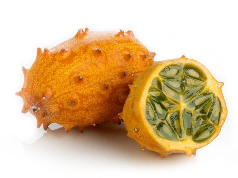 Рогатая дыня Кивано виды описание и характеристика выращивание с фото