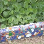 Мозаичный бордюр