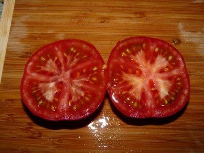 Плод Лабрадора в разрезе