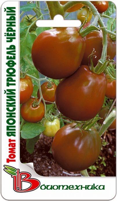 Семена томата Японский трюфель