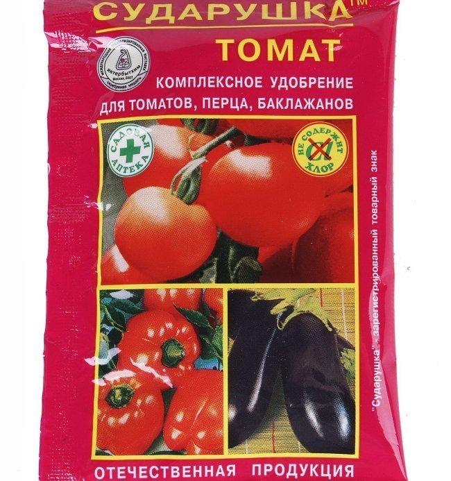 Комплексное удобрение для томатов