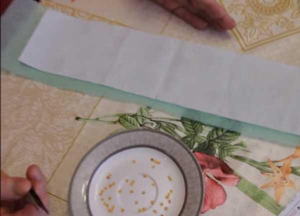 Подложка с туалетной бумагой