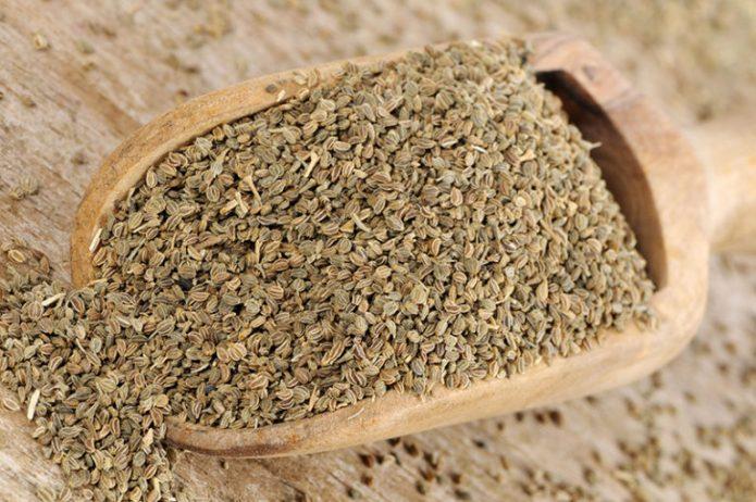 Семена сельдерея