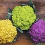 Цветная брокколи
