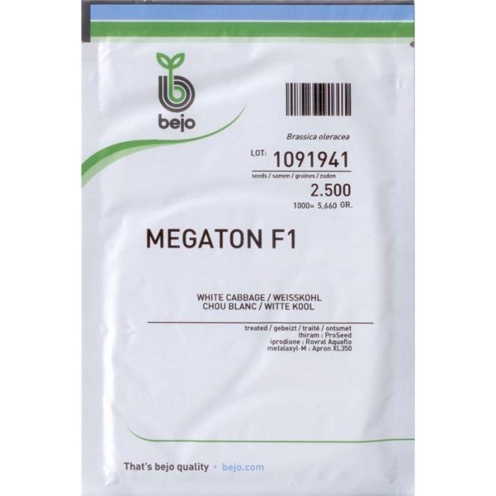 Семена гибрида Мегатон от Bejo Zaden