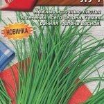 Сорт шнитт-лука Зелёный Луч