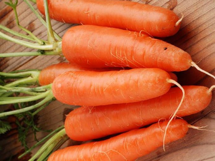 Морковь Фея