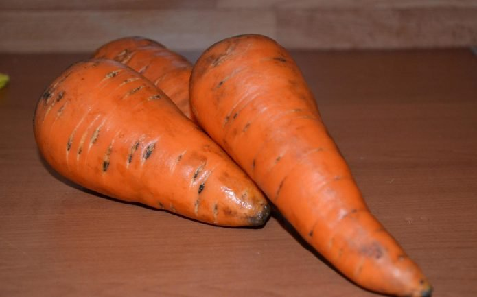 Морковь Финхор