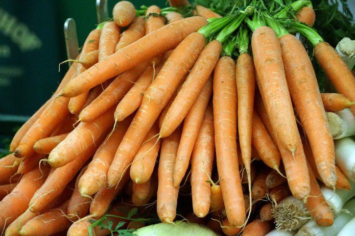 Морковь Детская