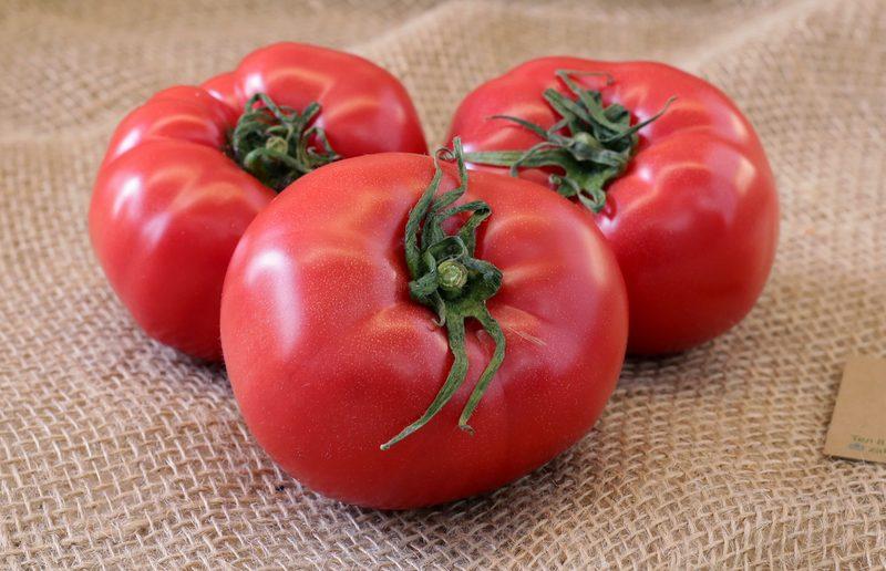 Розовоплодные томаты