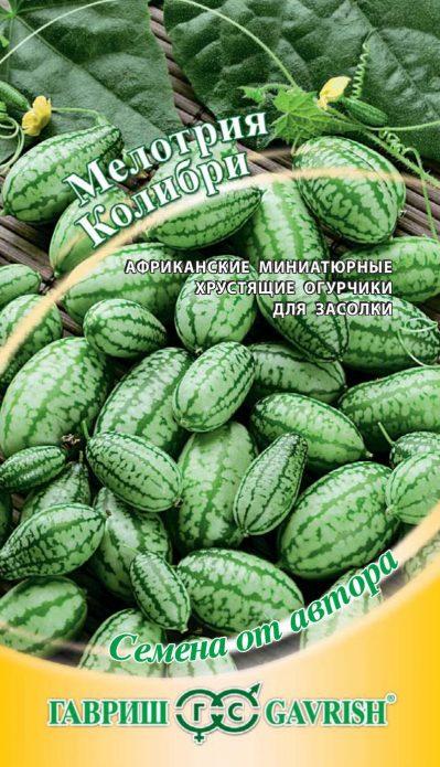 Семена мелотрии