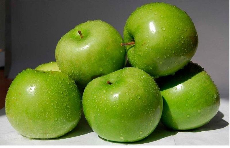 Яблоки сорта Семеренко