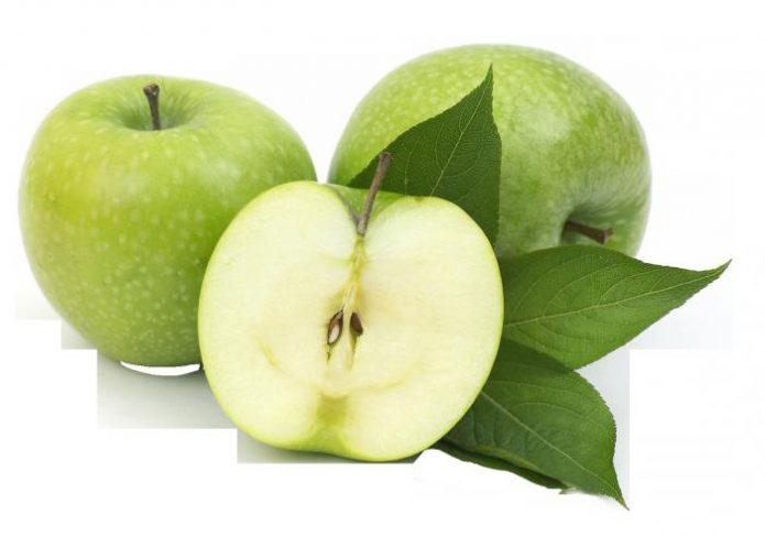 Плоды яблони Ренет Симиренко