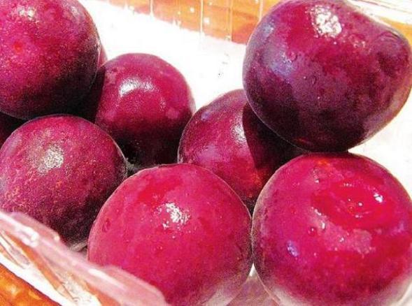 Сорт абрикоса Кубанский чёрный