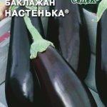 Баклажан Настенька