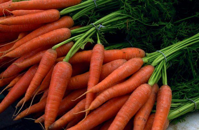 Морковь Карбета F1