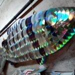 Рыба из дисков