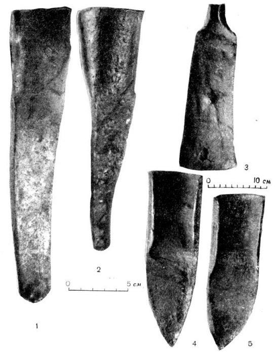 Новгородские сошники