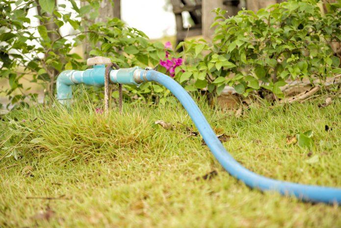 Водоснабжение из центрального водопровода
