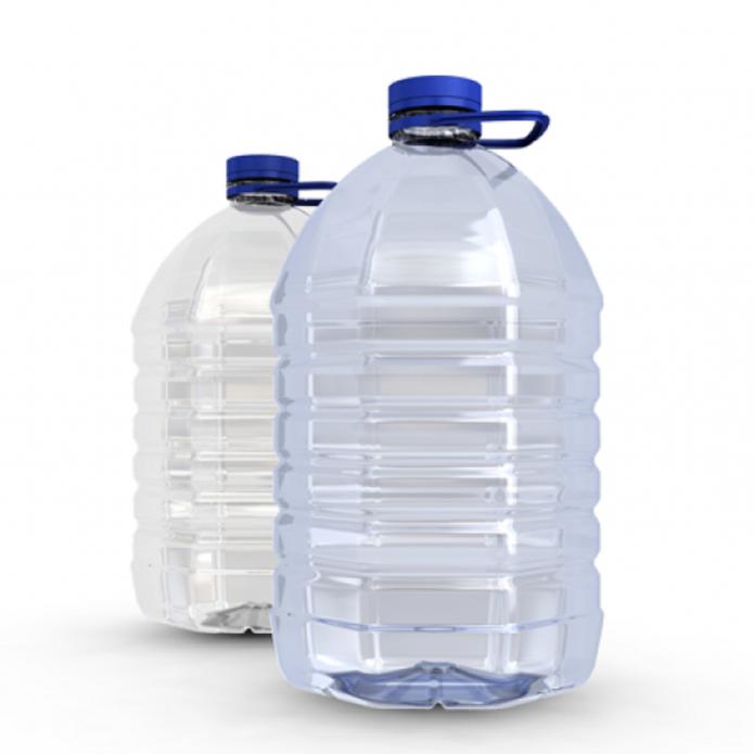 Пятилитровые бутыли