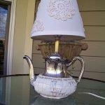 Лампа для террасы