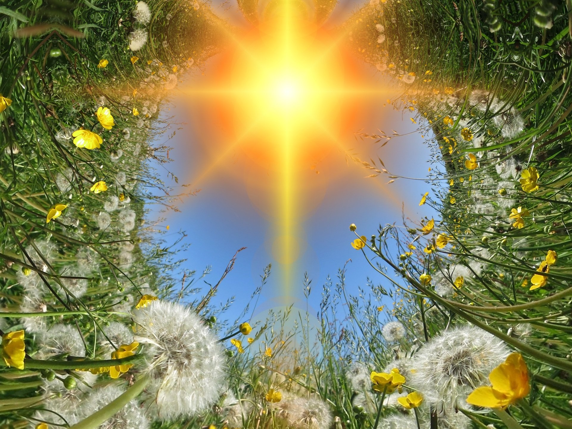 Картинки с солнышком фото