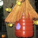Домик с пчёлами