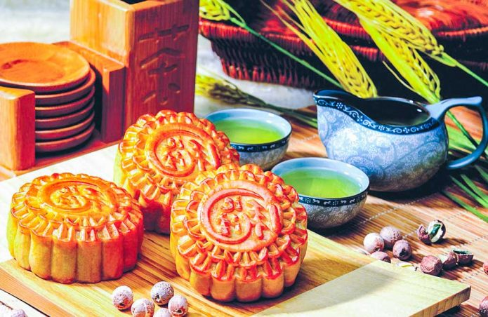 Китайские сладкие пироги
