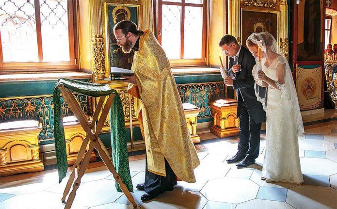 венчание в Духов День