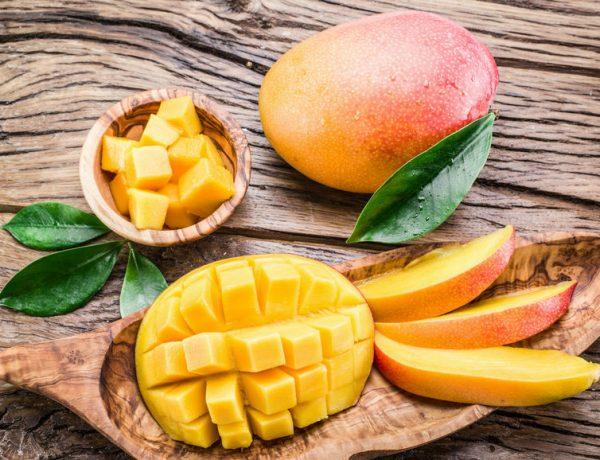 Экзотическое манго: как очистить и нарезать плод