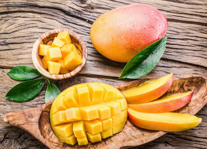 Как чистить манго в домашних условиях