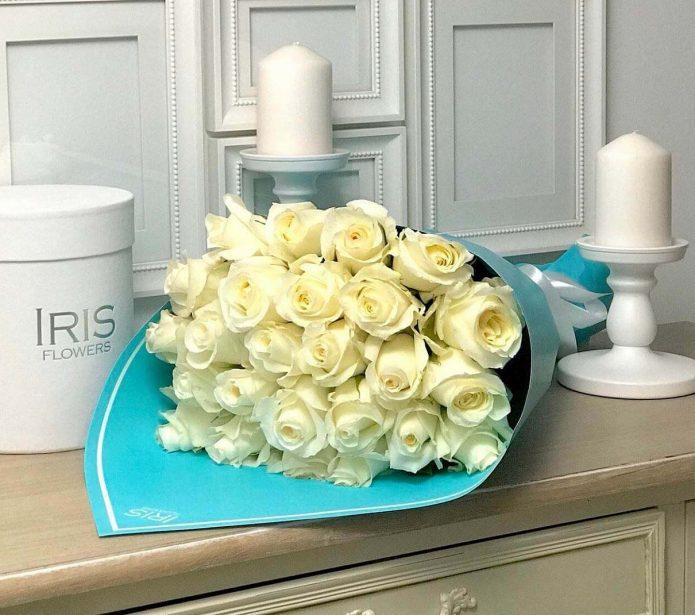 Букет из роз Анастасия