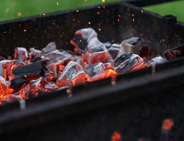 Как правильно разжечь угли в мангале