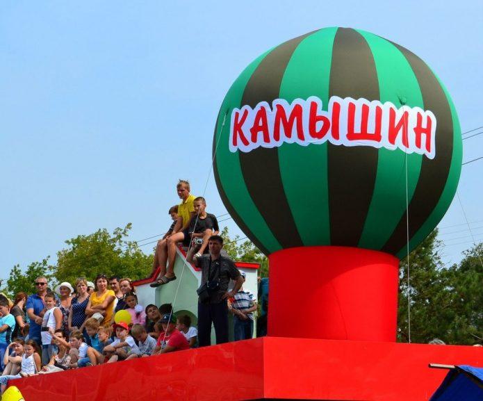 Камышин - «арбузная» столица