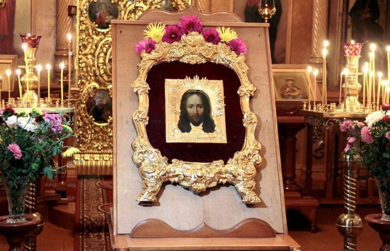 Третий Спас - день в народном календаре славян, посвящённый воспоминанием перенесения Нерукотворного образа Спасителя