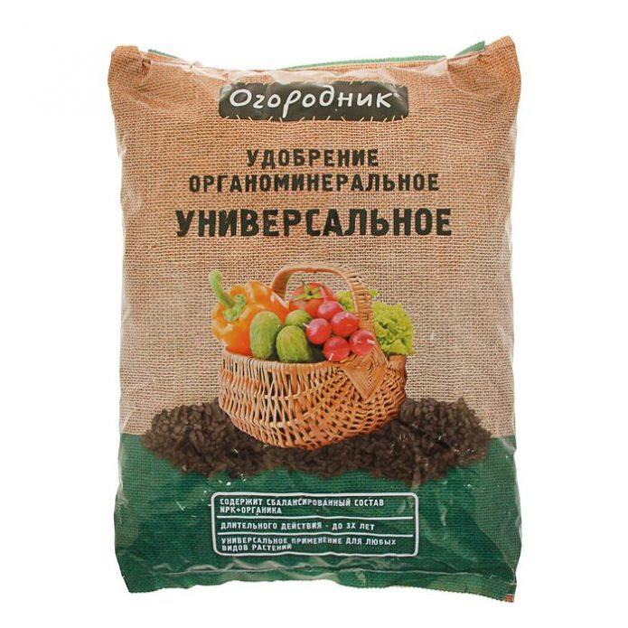 Органоминеральное удобрение