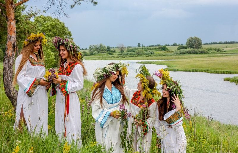 Иван Купала - древний праздник середины лета