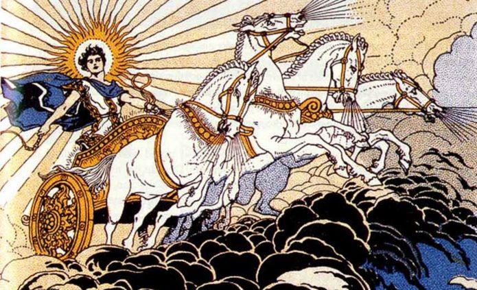 Купала — Бог Летнего Солнца