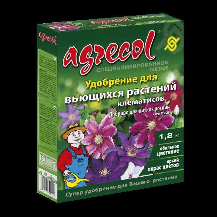 Удобрение Agrecol