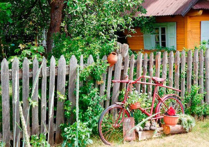Забор для уюта